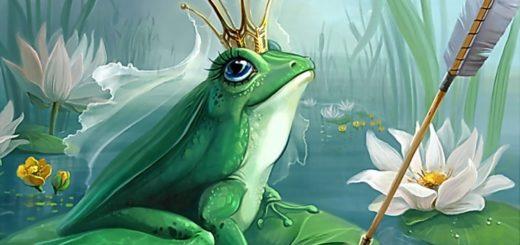 Царевна -лягушка