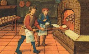 Пекарь и нечистая сила