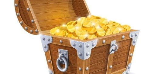 Где богатство зарыто?